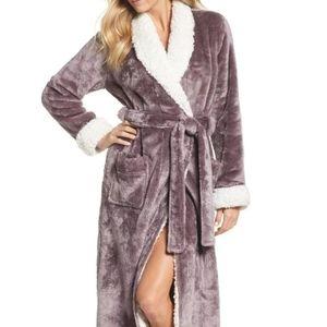 Never Worn! Nordstrom Lingerie Frosted Plush Robe